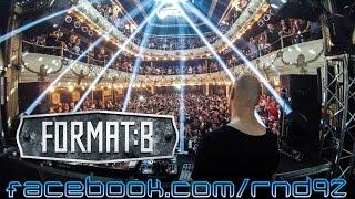 Format: B [Full Set] @ Musica En El Teatro XIX, Cordoba, Argentina (08.07.2015) [HQ Audio]