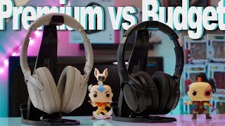 Budget Vs Entry Vs Premium Headphones