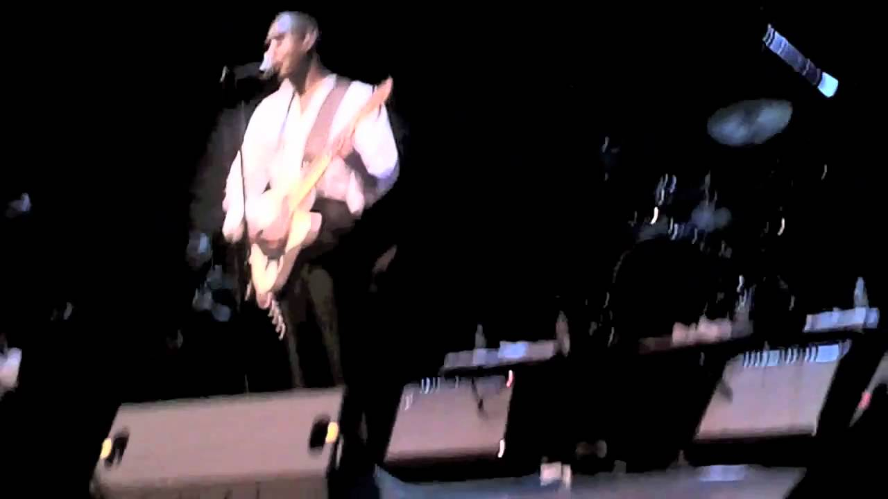 Raphael Saadiq Lay Your Head On My Pillow Live Youtube