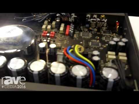 CEDIA 2016: Mytek Digital Features Digital to Analog Audio Converters