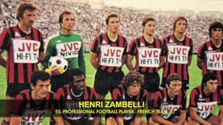ART IN FUSION TV - Interview with Ex Professional French Footballer Henri Zambelli