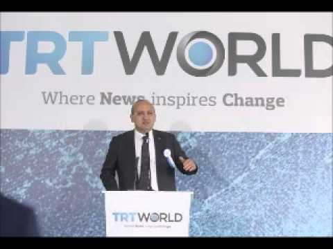Turkey: TRT World launches test broadcast