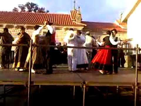 Grupo Folcl�rico de Vila Ch� do Mar�o