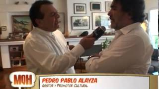 Naguib Ciurlizza Entrevista A Pedro Pablo Alayza (parte 1)