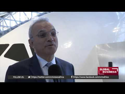 Ethiopia Operates Africa's First Airbus A350 XWB Plane