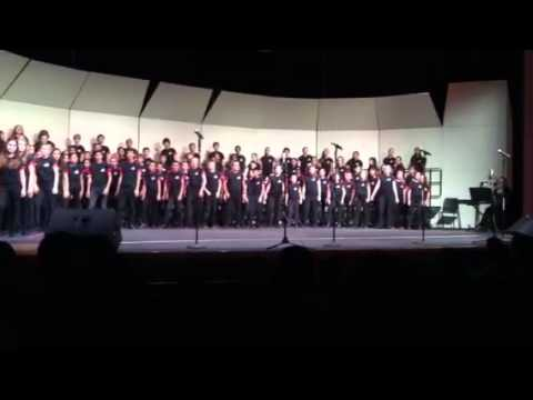Bernardo Heights Middle School Choir 1/9/13