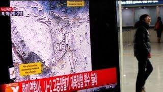 Kuzey Kore'den üçüncü Nükleer Deneme