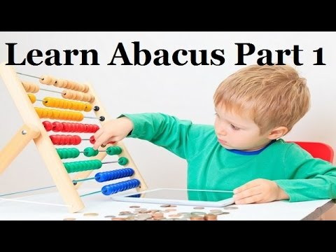 Learning Abacus in English APK Cover