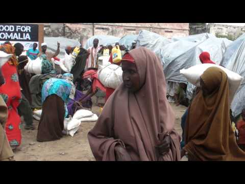 Food For Somalia Camp Maalin 2, Mogadishu - Aksi Cepat Tanggap.MP4