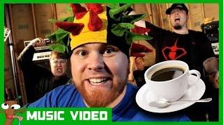 Caffeine - Psychostick Music Video (Coffee Song)