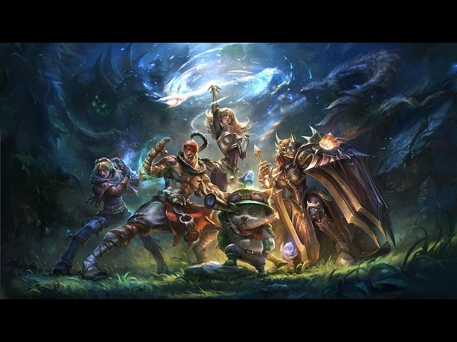 League of Legends Year in Review: 2014 Edition
