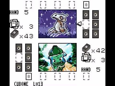 Pokemon Trading Card Game 2 (english translation) - Sean vs. Gene - User video