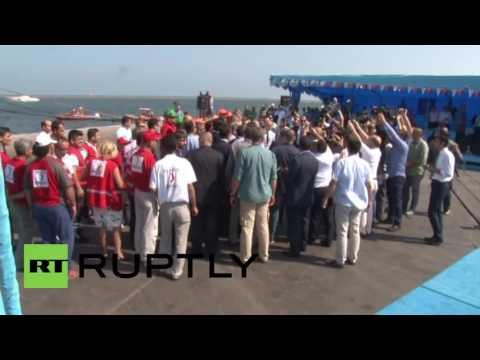 Turkey: First humanitarian aid ship departs to Gaza after Turkey-Israel negotiations