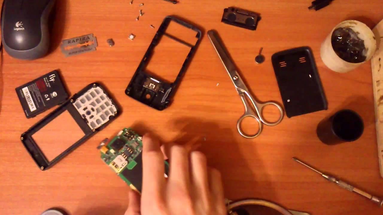 Как сделать мощный телефон из своего телефона 917