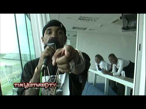 Westwood - 50 Cent &amp; G-Unit UK tour 2004