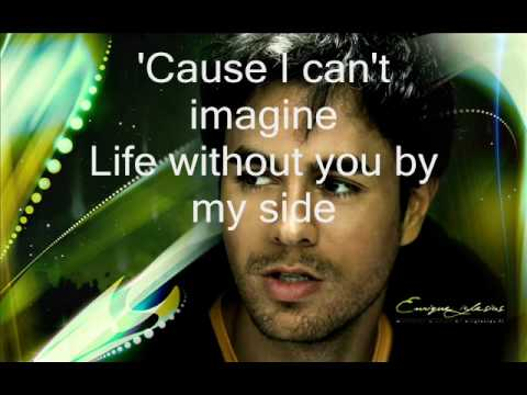 Enrique Iglesias - If The World Crashes Down