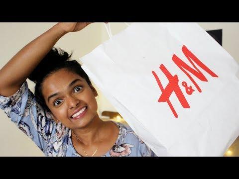 H&M HAUL | Ranju N