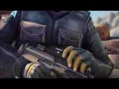 New Counter Strike: Online Trailer