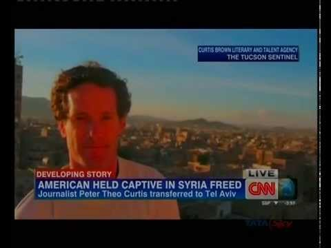 Syria: Abducted American journalist freed