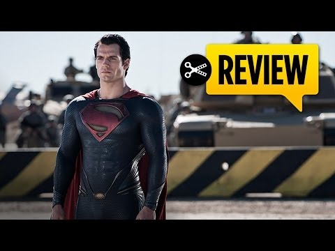 Epic Movie Review - Man of Steel (2013) - Superman Movie HD