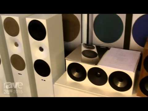 ISE 2015: Amphion Showcases its Home Speaker Range with Wave Guard