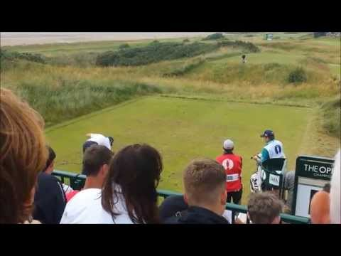 The Open Championship 2014 Vlog With Harry Flower & Gorilla James