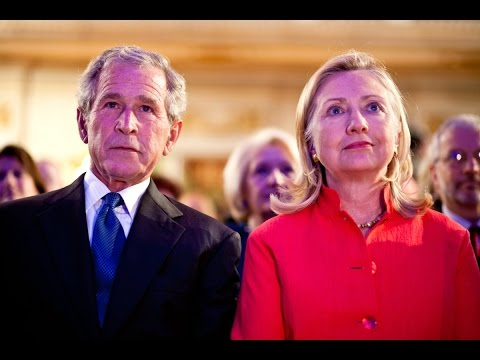 Is Hillary Clinton To The Right Of George W Bush On Israel?