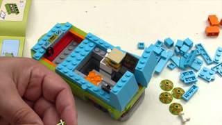 LEGO Scooby Doo The Mystery Machine (75902) Speed-Build & Review