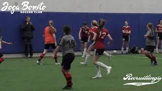 Girls U16 Soccer Joga Bonito Soccer Club Red 01 20 2019 2000