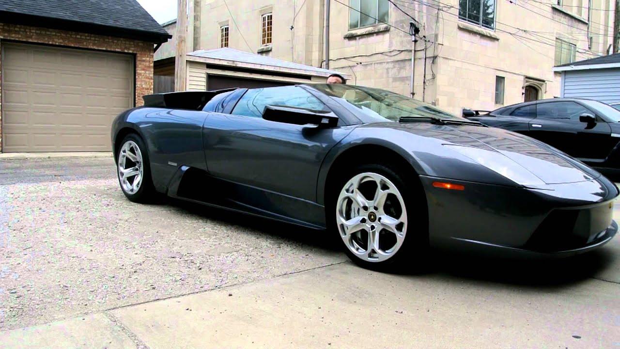Lamborghini Mercy Delivery Youtube