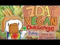 7-дневный Веган Челлендж, Детка   7 Day Vegan Challenge Baby ( TheOdd1sOut на русском )   Перевод