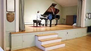 Matthew recital 4/14/2019
