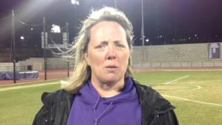 2015 JMU Lacrosse - Liberty - Coach Eustace Post-Game
