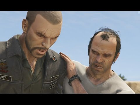 GTA 5: Mission 14 - Mr Philips (PS4 - Gold)