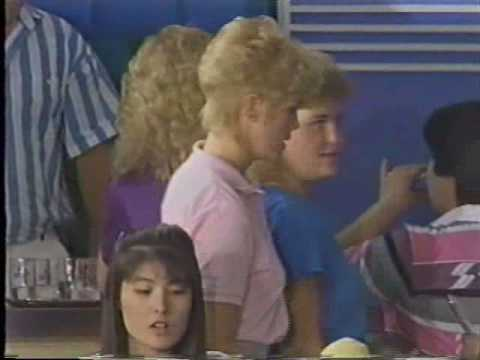 1988 Womens All America vs All Japan Games Bowling Exhibition part 5