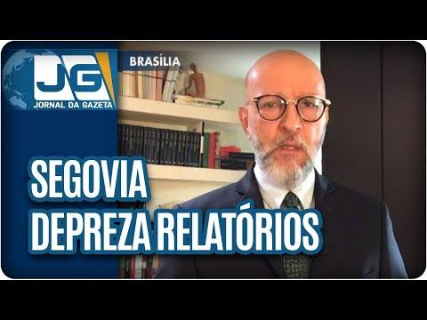Josias de Souza/Segovia despreza relatórios da PF
