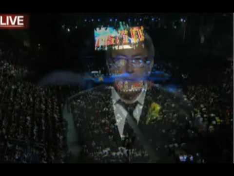 Kenny Ortega's Speech @ Michael Jackson's Memorial Service
