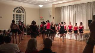 Ballet by Philly Dance Fitness students