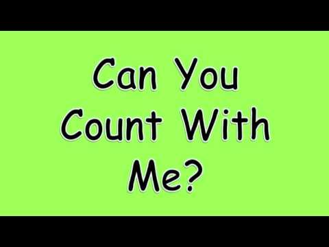 Can You Count With Me