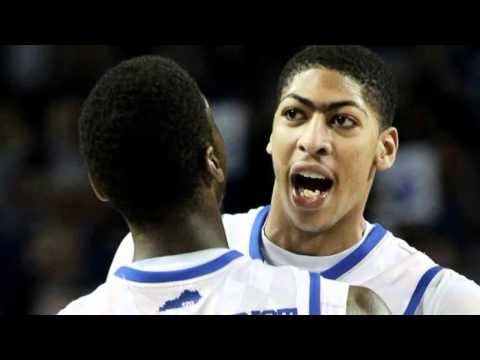 Hornets select Anthony Davis with No. 1 pick in NBA draft