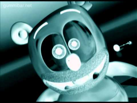 The Gummy Bear Song Xray Vision Version Gummibär #krazygummy video