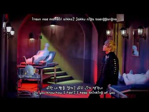 [hd] B.a.p - Rain Sound Lyrics [eng Sub + Han + Rom] video