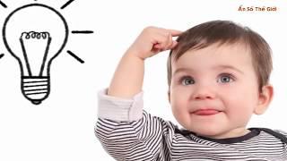 Trẻ có dấu hiệu này đảm bảo thông minh từ trong trứng nước con ai có đủ là phước 3 đời