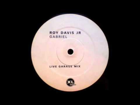 Roy Davis Jr ft Peven Everett - Gabriel (Live Garage Version)