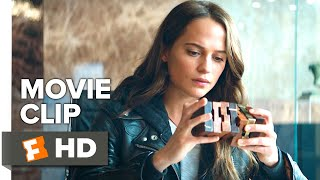 Tomb Raider Movie Clip - Karakuri (2018) | Movieclips Coming Soon