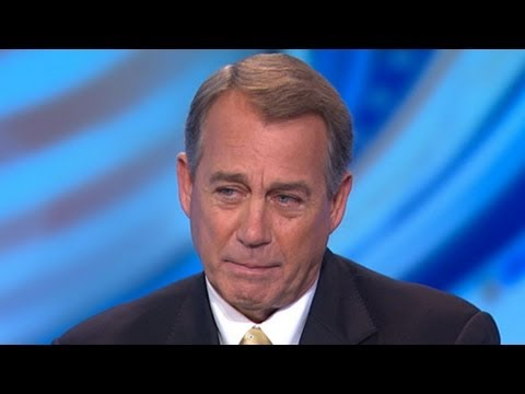 John Boehner 'This Week' Exclusive Interview: House Speaker Discusses Government Shutdown