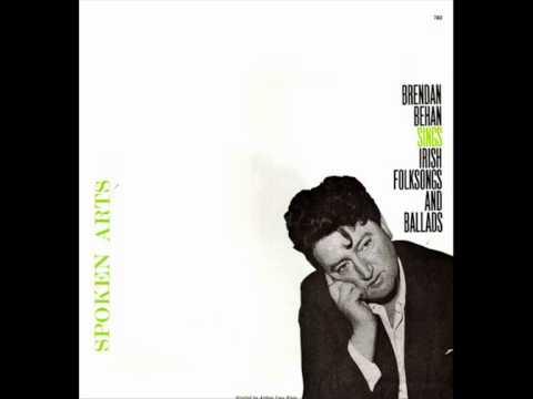Brendan Behan Sings Irish Folksongs & Ballads