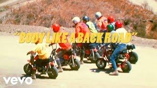 Sam Hunt - Body Like A Back Road (Lyric Video) by : SamHuntVEVO