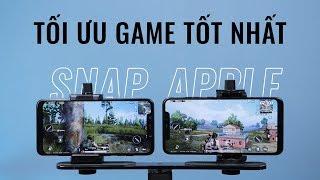 Chơi game trên iPhone và Snapdragon lúc nào cũng SƯỚNG hơn??!