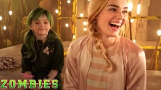 Bloopers! | ZOMBIES | Disney Channel